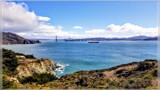 San Francisco/Golden Gate Bridge From Point Bonita by Flmngseabass, photography->shorelines gallery