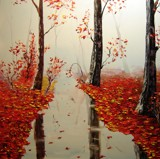 AUTUMN MIST by nuke88, illustrations->traditional gallery