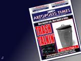 Artopolis Times - Sanitation Cuts by Jhihmoac, photography->manipulation gallery