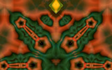 """Algae""braic Equation by Flmngseabass, abstract gallery"