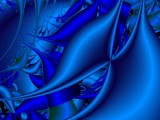 Tangled Up In Blue by SoulWeb, abstract->fractal gallery