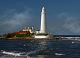 St Marys Lighthouse 2 by biffobear, Photography->Lighthouses gallery