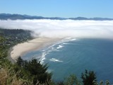 Ocean Cloud Fluff!! by verenabloo, Photography->Shorelines gallery