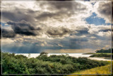 Threatening Sky Over The River by corngrowth, photography->shorelines gallery