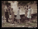 """""""Syrupping off"""" days 1940 by rvdb, photography->manipulation gallery"""