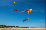Kites At The Beach by corngrowth, photography->balloons gallery