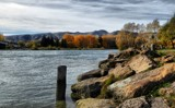 The Ballad Of The Waitaki by LynEve, photography->landscape gallery