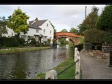 path along Bridgewater Canal, Lymm by fogz, Photography->Water gallery