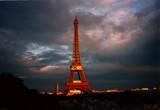 La Tour Eiffel au Crépuscule by ccmerino, Photography->Landscape gallery
