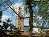Image: Bell Tower In Medieval Lucca
