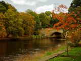 Bridge over Coquet by biffobear, photography->bridges gallery