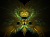 Tribal Mask by razorjack51, Abstract->Fractal gallery