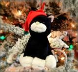 Christmas Kitty by trixxie17, holidays->christmas gallery