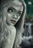 Naiad: Revised by PrettyFae, illustrations->digital gallery