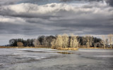 Aldrich Pond HDR by Jimbobedsel, Photography->Water gallery