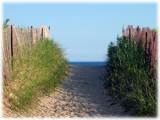 Walkway to the Beach by hiker, Photography->Shorelines gallery