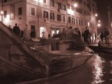 Night in the Piazza di Spagna by Ronnie_R, Photography->City gallery