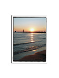 Lake Michigan sunset by utshoo, photography->shorelines gallery
