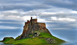 Lindisfarne by biffobear, Photography->Castles/Ruins gallery