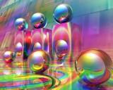 Disco Balls 2! by MrXwild, Computer->3D gallery