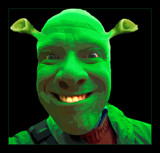 Shrek by JQ, photography->manipulation gallery
