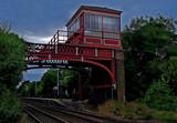 Signal Box by biffobear, photography->trains/trams gallery