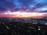 Sunset over Manhattan by gtbecksr, Photography->Sunset/Rise gallery