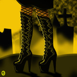 Gravewalker by Jhihmoac, illustrations->digital gallery