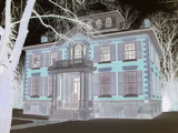 Old house (blue negative) by bolshy, Photography->Manipulation gallery