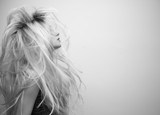 Self Portrait - Hair by amygodin, photography->people gallery