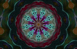 The Wheel Of Good Fortune by Flmngseabass, abstract gallery