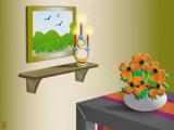 Still Life - Table & Shelf by Jhihmoac, Illustrations->Digital gallery