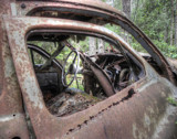 ..where old cars go to sleep - part 2 by Zeniac, photography->cars gallery