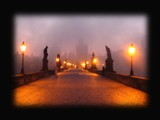Charles Bridge At Dawn by garyjampot, Photography->City gallery