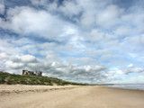 Bamburgh Beach by WTFlack, photography->shorelines gallery
