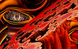 Eye of the Lizard King by casechaser, abstract->fractal gallery