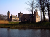 Zeeland Countryside (12), Westhove I by corngrowth, photography->castles/ruins gallery