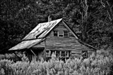 Homestead by LakeMichigan, contests->b/w challenge gallery