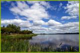 Lac Osisko by noranda, Photography->Skies gallery