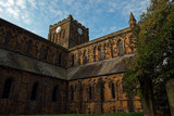 Hexham Abbey by biffobear, photography->places of worship gallery