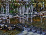 Ice River2 by biffobear, photography->manipulation gallery