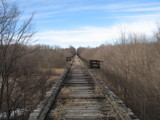 Owasco Railroad Bridge by yelsneh, photography->bridges gallery