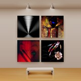 Abstract Exhibition by mesmerized, abstract gallery