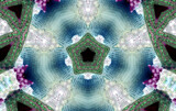 Pentagon Particulars by Flmngseabass, abstract gallery