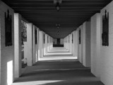 Walkway Shadows by regmar, Photography->Architecture gallery