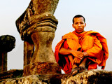 cambodian monk by jeenie11, Photography->People gallery