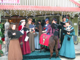 Old Fashioned Carolers by Anita54, Holidays->Christmas gallery