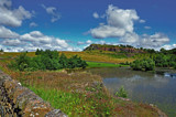 Walltown Craggs by biffobear, Photography->Landscape gallery