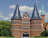 Holstentor by Ramad, photography->architecture gallery