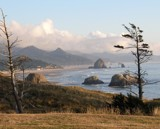 Beautiful Haystack Rock ! by verenabloo, Photography->Shorelines gallery